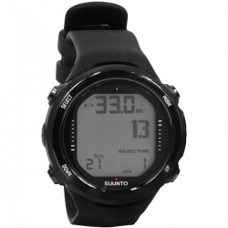 Suunto D4i Novo Wrist Computer with USB Cable