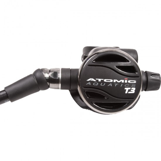 Atomic Aquatics T3 Titanium Swivel Sealed Regulator