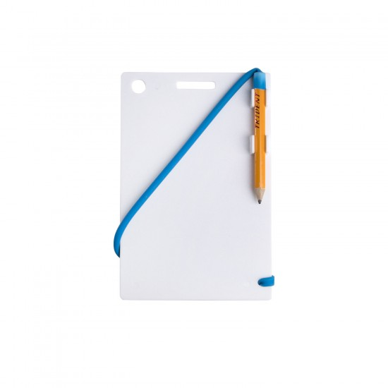 Trident Dive Slate with Pen and Clip
