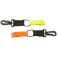 Trident Whistle with Clip