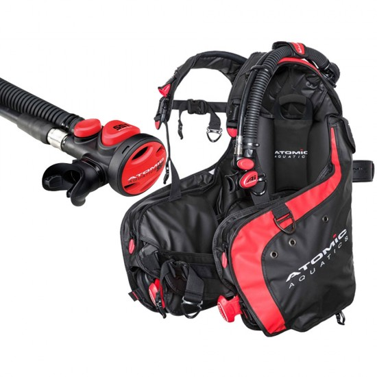 Atomic BC1 BCD with Inflator