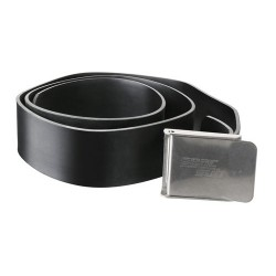 Seac Steel Buckle Rubber Belt