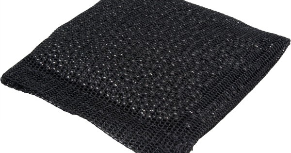 Sea Pearls Soft Weight Black