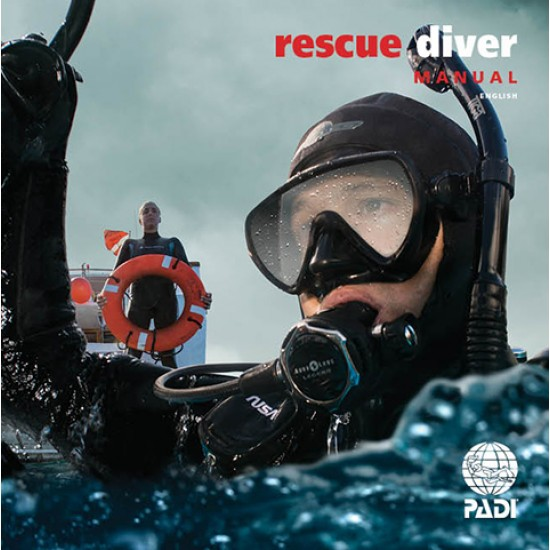Rescue Diver Manual & the Accident Management Slate
